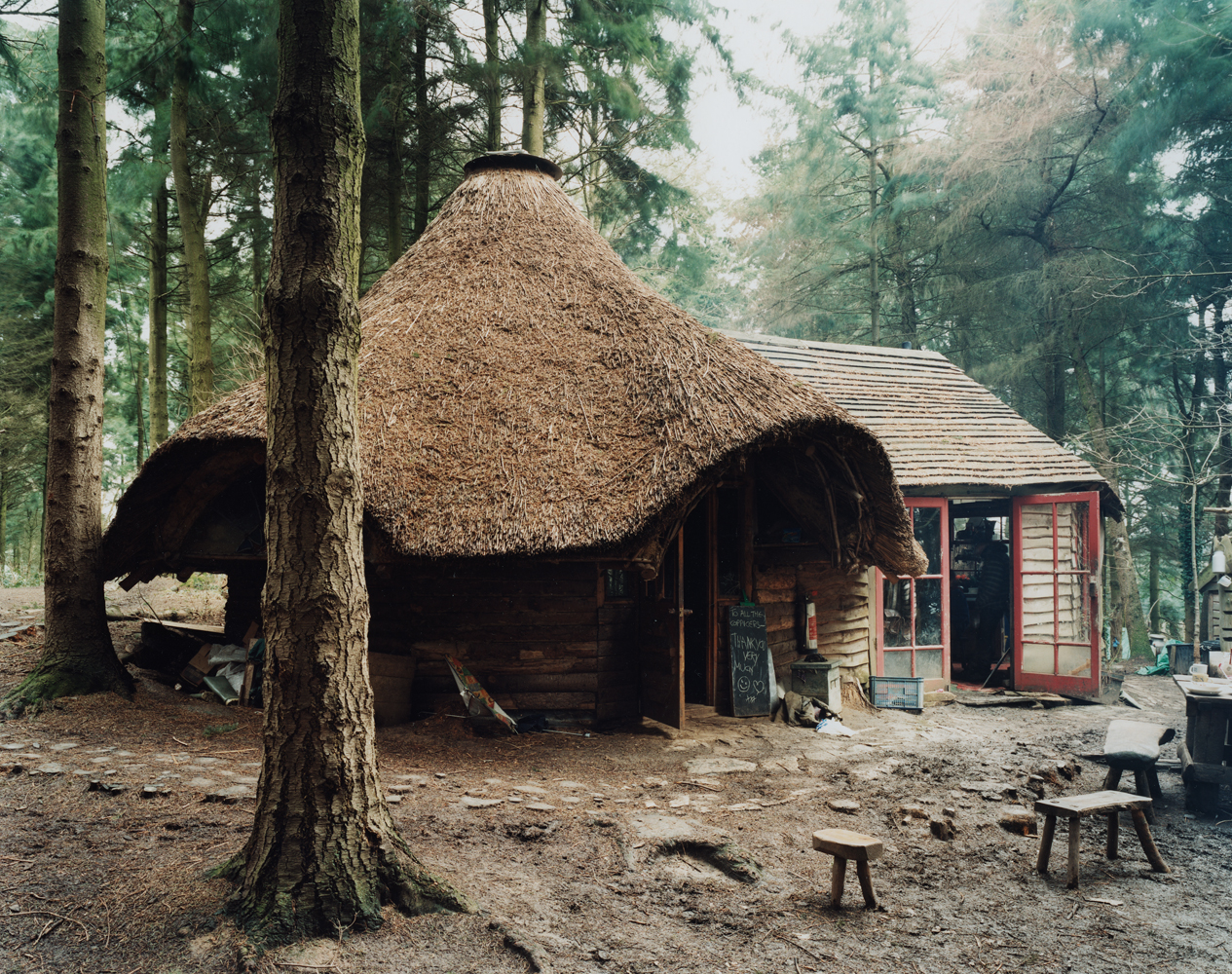 Communal roundhouse